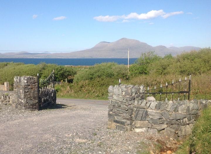 Tully Renvyle County Galway on Wild Atlantic Way