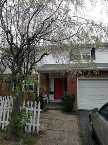 Tulsa #6 Nicely Priced Bedroom - Columbus - Rumah