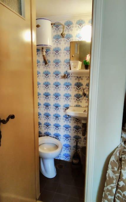 2nd small bathroom