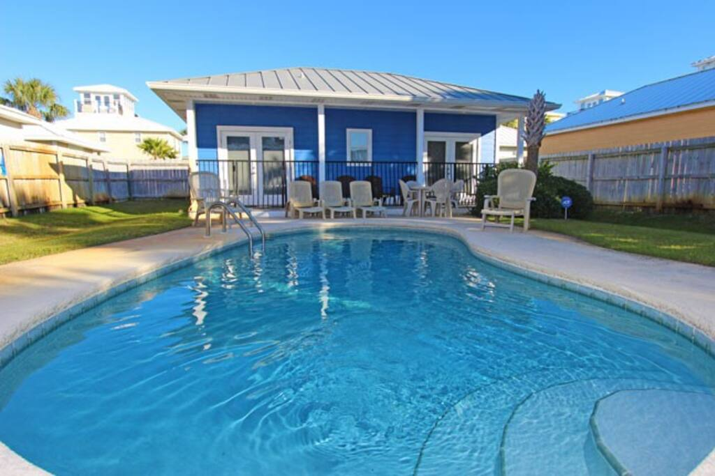 5 Bedroom Beach House Rental Destin