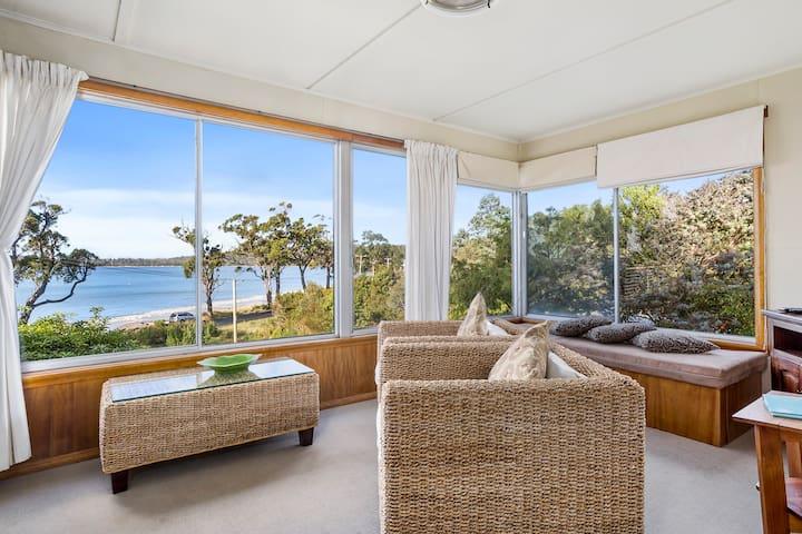 Summertime Cottage Tasmania - Southport - Huis