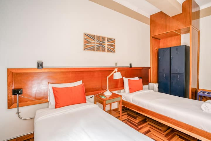 Selina Plaza de Armas Cusco - Standard Twin Room