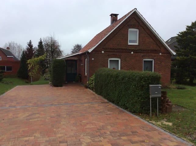 Haus in Nordseenähe / Elbmündung - Bülkau