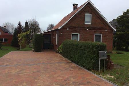 Haus in Nordseenähe / Elbmündung - Bülkau - Rumah