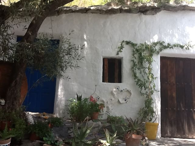 Charming, tranquil rustic cortijo - Órgiva - House