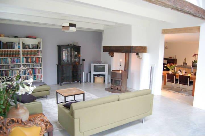 Luxe en sfeervolle woonboerderij - Malden