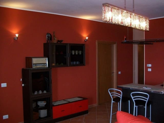 Cute entire apartment / 3 bedrooms - Gizzeria - Bed & Breakfast