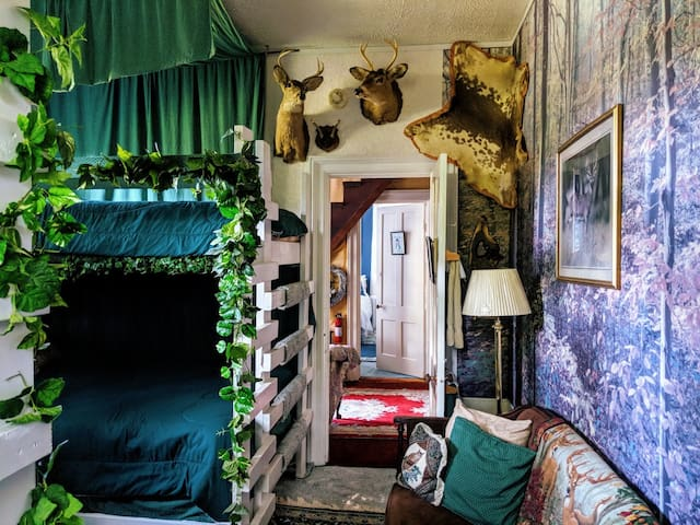 First Fork Lodge *7* The Deer Room - 2nd Floor