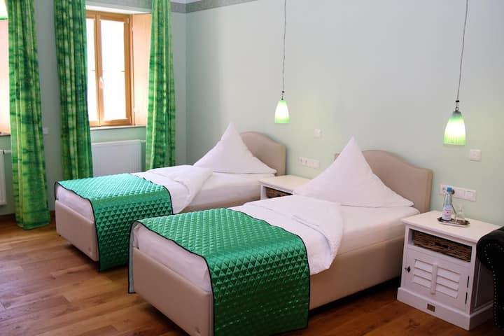 Hotel Belle Vue, Garni (Volkach), Zweibettzimmer