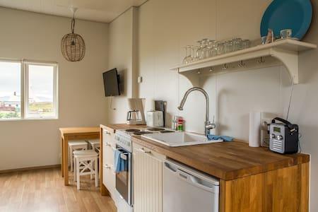 Small, cozy, one bedroom apartment. - Stykkishólmur - Flat