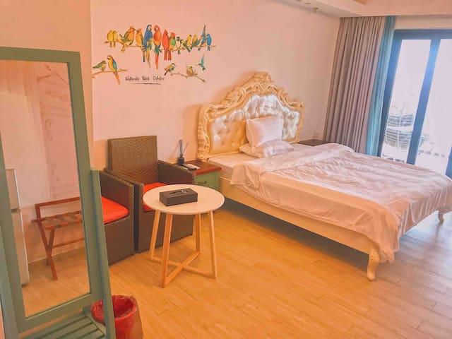 【海陵岛最火爆的全海景】28楼正对海景浪漫大床