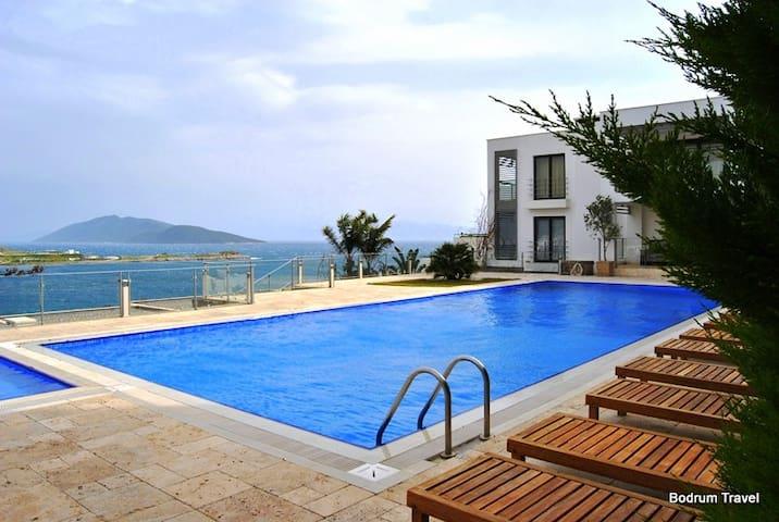 Beach Villa 312 Tuna - Bodrum - Huis