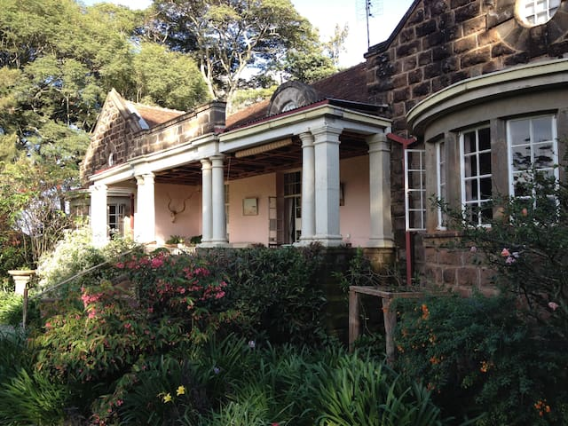 """The Constant Gardener"" home, dble  - Nairobi - Bed & Breakfast"