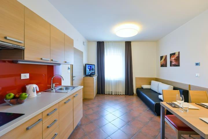 Close to Center,Quiet&Green,Free P,WiFi&Breakfast - Liubliana - Apartamento