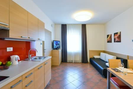 Close to Center,Quiet&Green,Free parking&Breakfast - Ljubljana - Lägenhet