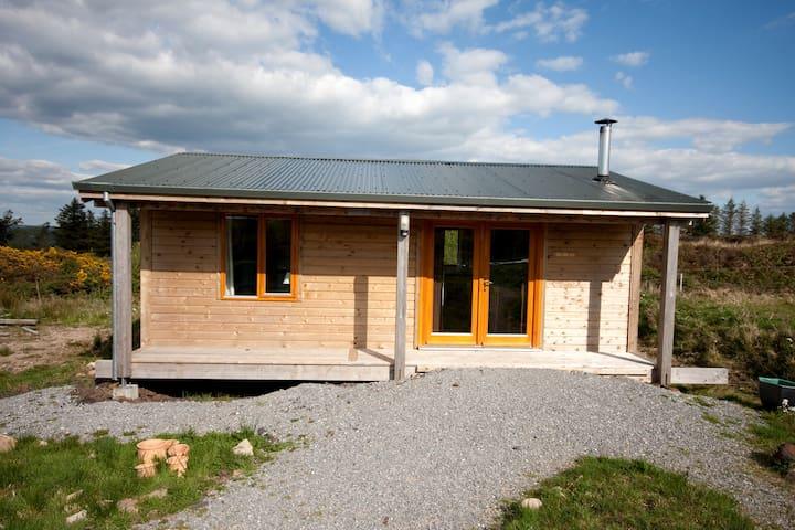 Gortbrack Organic Farm. Alder cabin - Tralee - Alpstuga