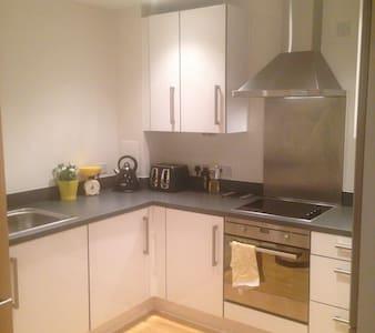 Modern One-Bedroom Apartment London - Flat