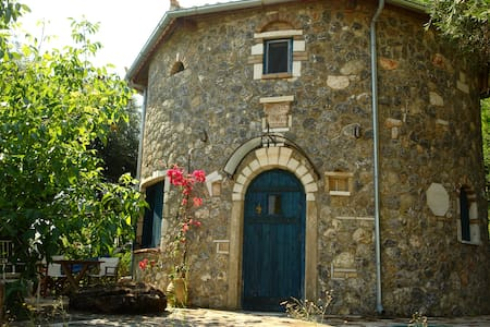 Musician's Round House and Castello - Kerkira - Villa
