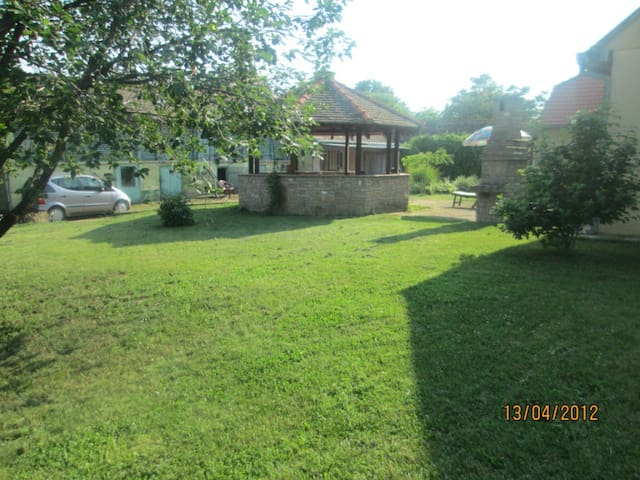 Charming house in Fruska Gora