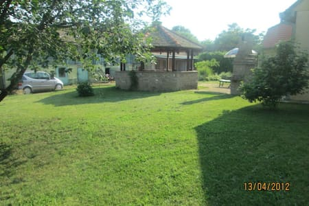 Charming house in Fruska Gora - Pavlovci, Serbia - Rumah