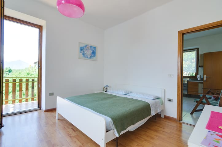 Little house between apple orchard  - Sanzeno - Apartemen