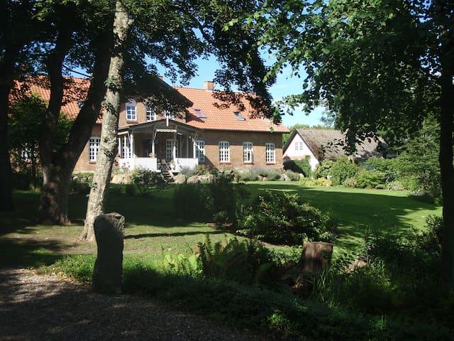 Skønt feriehus i Vendsyssel - Hjorring - Haus