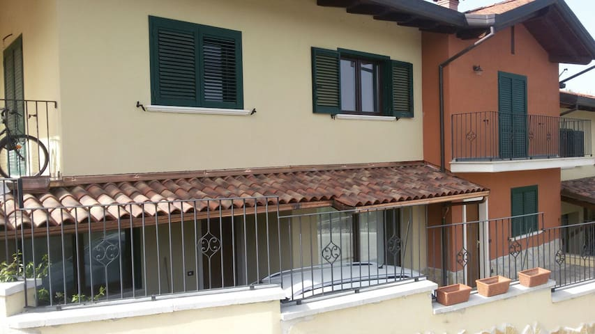 """appartamento """"gold"""" in villa 100 mq - Località Produttiva I - Lägenhet"""
