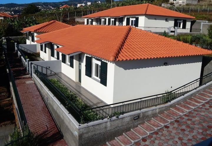 Villas Madalena - Excelente Casa T1 com Wi-Fi