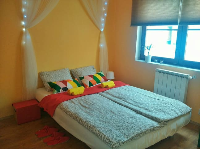 Cute cosy room near centre!