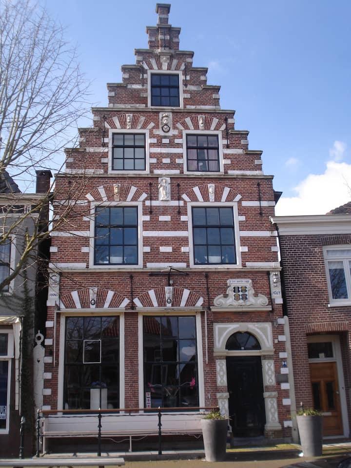 Coggehuis rijkmonument in de oude binnenstad