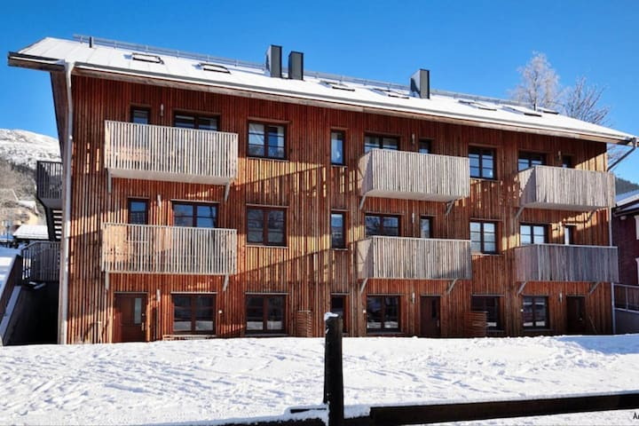 Modern and cosy apartment in the center of Åre