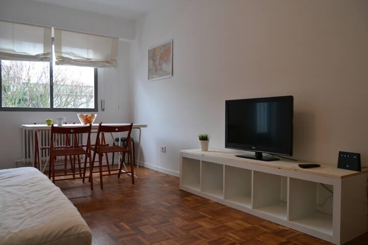 Spacious Penthouse with Terrace - Pontevedra - Apartment