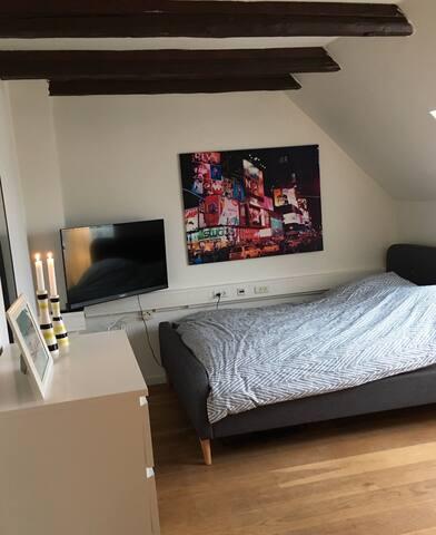 Ny renoverede værelse på 14 kvm. - Aalborg - Bed & Breakfast