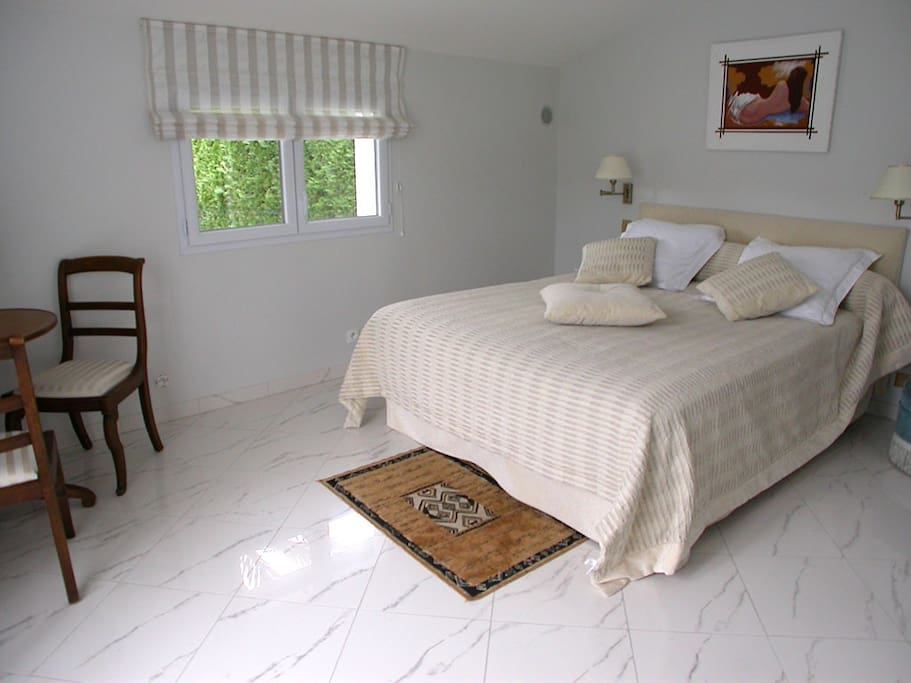 Chambre 2  personnes - Petite suite