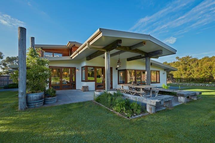 Kaikoura Luxury Eco Accommodation - Kanuka Terrace