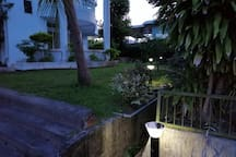 Prima Garden best evening view at 6pm
