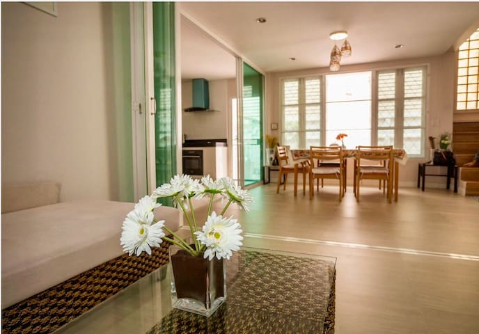 Spacious Home with Pool in Hua Hin Town Centre