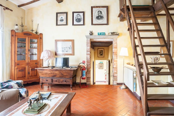 our house in the tuscan countriside - Bettolle - Bed & Breakfast