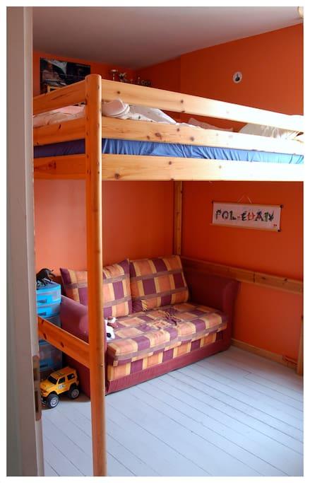 2eme chambre (2 lits)