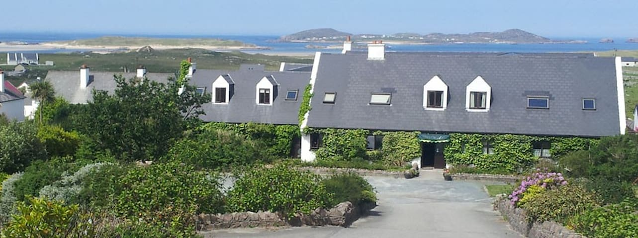 Irish speaking B&B, WildAtlanticWay - Derrybeg - Pousada