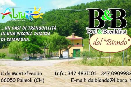 Vacanza e relax a Palmoli - Palmoli - Bed & Breakfast