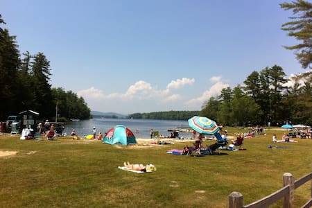2-Bed Suite; in the Heart of Lake Region ! - Bridgton - Pis