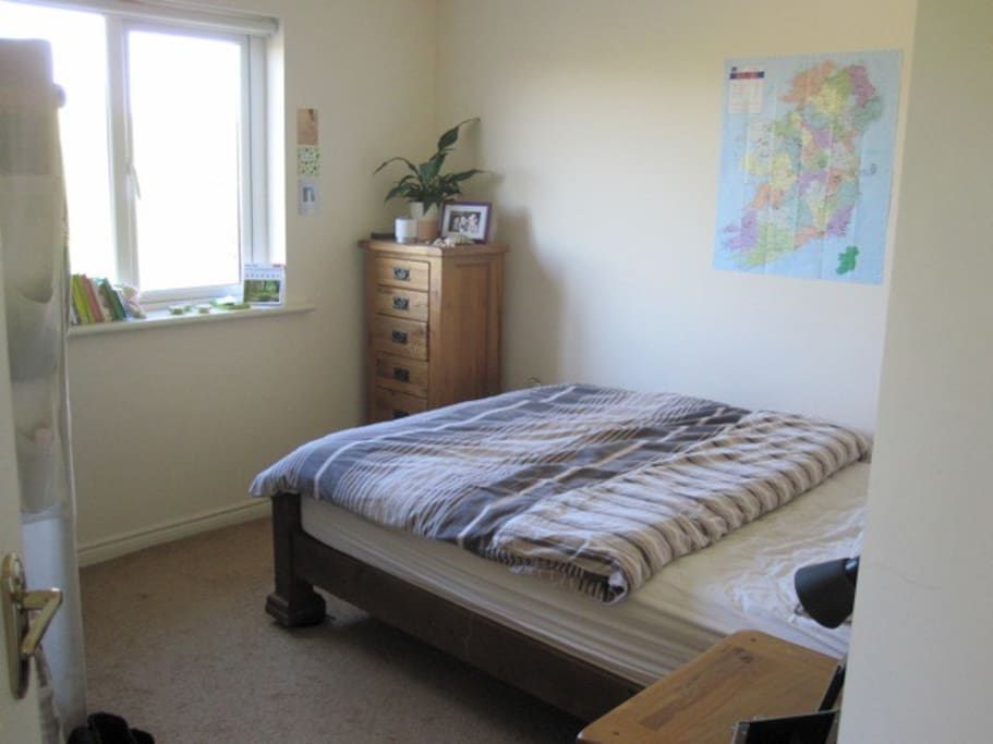 Double room with use of own bathroom.