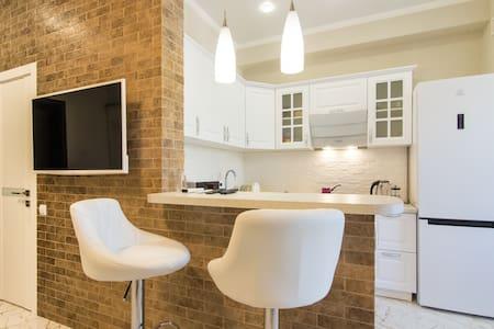 Уютная,современная квартира в 7 мин от моря-Сочи