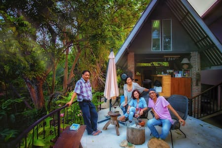 Thebest place to live in Pranburi Riverside Hostel