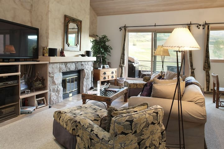 Villas at Snowmass Club Unit 1536 - Snowmass Village - Pis