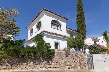 Cosy & rustic Andalucian finca - Almogía