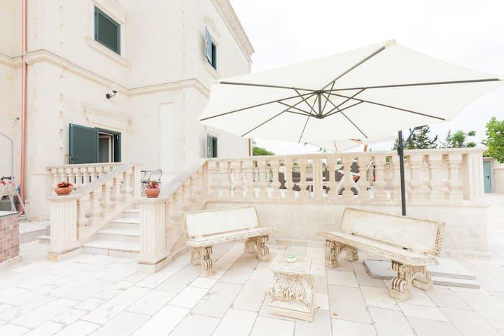 Villa moderna con vista mare - Monacizzo-librari-truglione - Wohnung