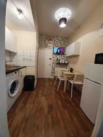 3***1 Eurostar Camden Town apartment