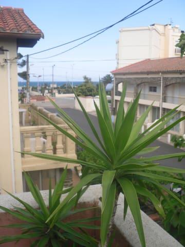 Bel appartement T3 vue sur la mer - Argelès-sur-Mer - Lejlighed
